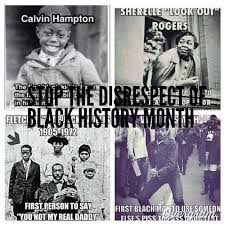 Black History Meme - anyone else offended by those fake black history facts on your