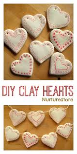 Ideas For Homemade Valentine Decorations by 21 Super Sweet Valentines Day Ideas For Kids Diy Clay Clay And