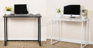 Pc Table Foxhunter Foldable Computer Desk Folding Laptop Pc Table Home
