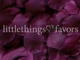 silk petals plum purple petals plum silk petals diy petal