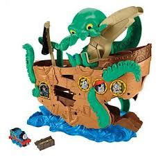 thomas u0026 friends adventures sea monster pirate set dvt14