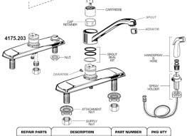 american standard kitchen faucet cartridge fabulous american standard kitchen faucet cartridge tags