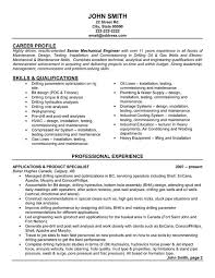 Mechanical Maintenance Resume Sample by Drilling Engineer Resume Sample U0026 Template