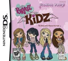 3011 bratz kidz slumber party nintendo ds nds rom download