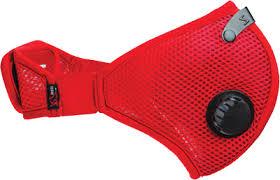 Rz Mask Rz Mask Red Atv Utv Dirt Bike Off Road Filtered Mesh Dust Mask
