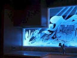 led illuminated glass video youtube