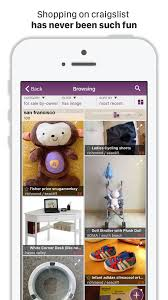 craigslist android app cplus for craigslist app on iphone and android