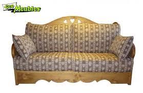 canapé montagne eco meubles jean de sixt meuble style montagne