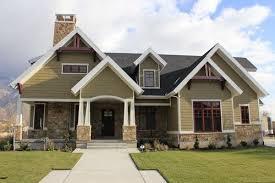craftsmen home craftsman home from builder grade get the look