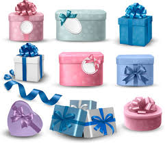 bows and ribbons colorful gift boxes bows ribbons free vector 29 366 free