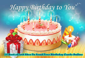 free birthday cards free birthday cards line gangcraft happy birthday cards to send