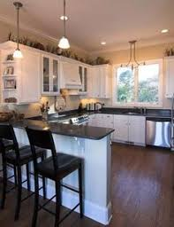G Shaped Kitchen Floor Plans Kitchen Remodeling Planning Guide Triangles Kitchens And Spaces