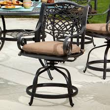 Outdoor Bar Height Swivel Chairs Excellent Outdoor Bar Chairs Design Remodeling U0026 Decorating Ideas