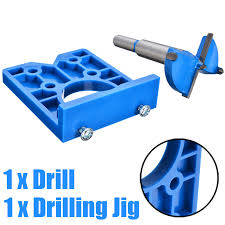 kitchen cabinet door hinge drill bit 35mm hinge saw jig drilling guide locator jig for kitchen cabinet doors with drill bit tool for diy woodworking tool
