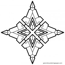 printable 32 cool geometric design coloring pages 7782