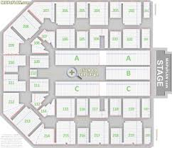Kfc Floor Plan by Sheffield Motorpoint Arena Seat Numbers Detailed Seating Plan