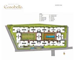 Casa Bella Floor Plan Prestige Casabella Electronic City Bangalore Price Possession