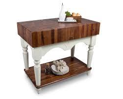 john boos calais walnut kitchen island u2013 choppingblocks com