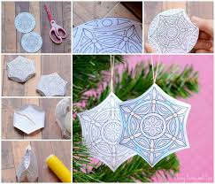 printable ornaments to color easy peasy and