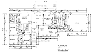Housing Blueprints Floor Plans Country Homes Designs Floor Plans