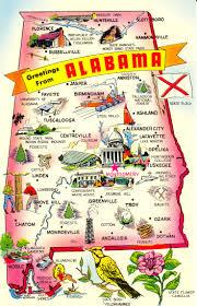 Ez Pass States Map Alabama State On Us Map Afputra Com