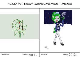 Mulan Meme - old vs new improvement meme mulan by hystericaldoodle on deviantart