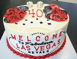 las vegas 40th birthday cake custom cake orders require 14 u2026 flickr