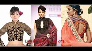 collar neck blouse designs front and back youtube