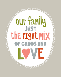 I Love My Family Quote by Honey Bunches Of Lotz Four Month Checkup
