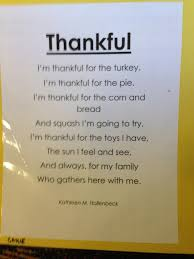 thanksgiving readings for elementary