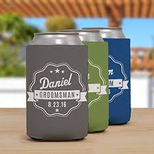 personalized wedding koozies personalized can wrap koozies custom can wrap koozies