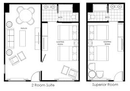 Nyc 2 Bedroom Suite Hotel Bedroom Hotel With 2 Bedroom Suites Creative On Bedroom Regarding
