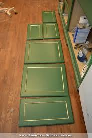 Repurpose Cabinet Doors Cabinet Door Progress Repurposing Idea And Breakfast Room Walls