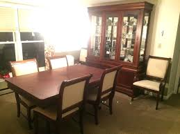 broyhill dining room set broyhill dining room set awesome dining table set with wooden dining