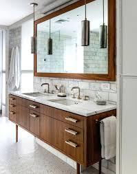 Espresso Bathroom Mirrors Vanities Modern Contemporary Bathroom Vanity Wall Mount Espresso