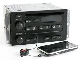 chevy tracker chevy tracker metro 2001 2004 radio am fm cd player w aux 3 5mm