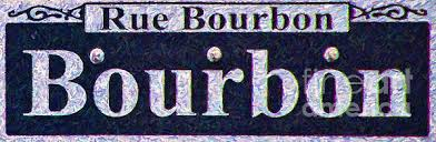 bourbon sign new orleans bourbon sign photograph by wingsdomain and