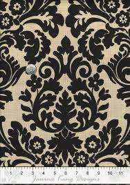 damask home decor damask fabric by the yard waverly essence onyx harmonics modern
