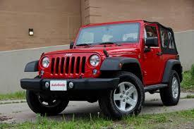 Jeep Wrangler Sport S Interior 2014 Jeep Wrangler Sport Review Car Reviews