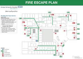 Evacuation Floor Plan Template Fire Emergency Evacuation Plan And The Fire Procedure Firesafe