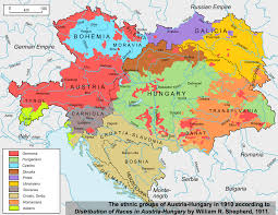 Italy On World Map by 40 Maps That Explain World War I And Austria On Map Austria On
