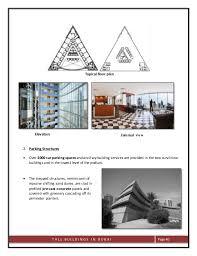 Burj Al Arab Floor Plans Final Report By Sarthak Kaura
