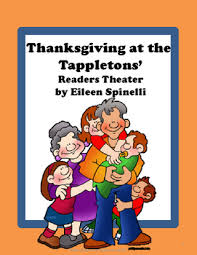 thanksgiving at the tappletons unit thanksgiving activities and