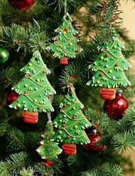 hanging tree cookie ornaments pictures photos and