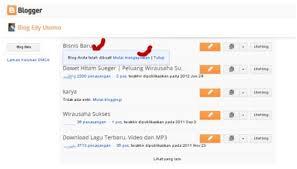blogger atau blogspot blogspot tips dan artikel terlengkap