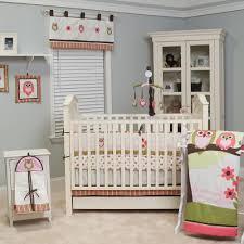 Fish Crib Bedding by Pam Grace Creations Sweet Dream Owl 10 Piece Crib Bedding Set