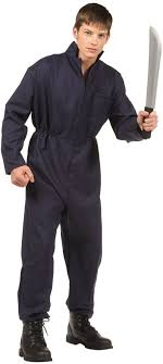 michael myers jumpsuit michael myers costumes horror costumes