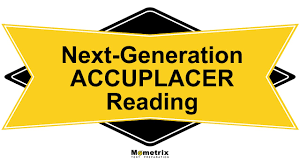 free next generation accuplacer reading study guide youtube