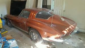 1962 split window corvette 1963 corvette split window barn find
