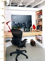 basement office remodel basement home office basement renovation industrial home office